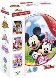 mickey mouse clubhouse triple minnie rella quest crystal