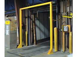 Overhead Door Clearance Overhead Clearance Bars For Loading Dock Area Dallas