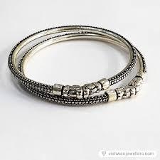 bracelet silver bangles images Silver bangles skl00008 fashion vanni jpg