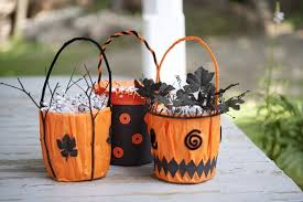 Door Decorations For Halloween Recycled Halloween Crafts 17 Old Tin Cans Decorations