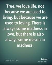 We Are In Love Madness Quotes Page 1 Quotehd