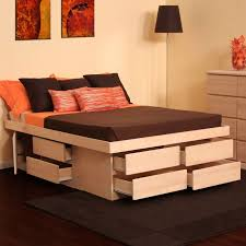 simple and basic diy platform bed plans southbaynorton interior home