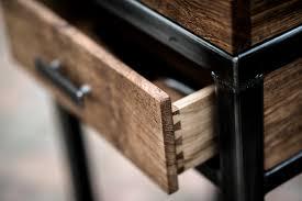 english oak butchers block handmade in england