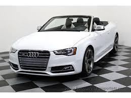 black audi convertible used audi convertibles for sale with photos carfax