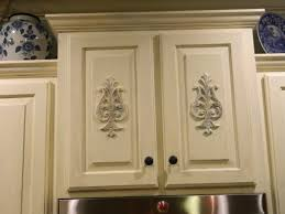 kitchen cabinets at home with chateau bleu