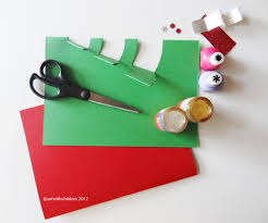 3d christmas cards to make christmas lights decoration