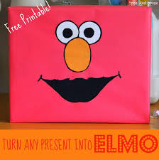 elmo christmas wrapping paper 39 best to do for the elmo party images on sesame