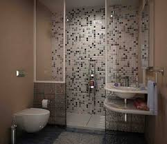 shower wall tile design with mosaic tile ideas for small bathroom