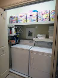 laundry room laundry closet storage photo laundry closet