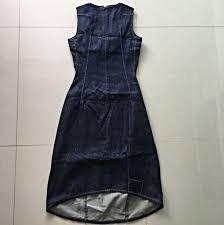 original levi u0027s engineered denim dress women u0027s fashion on carousell