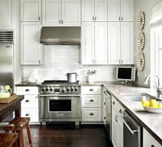 Black Kitchen Cabinet Handles White Kitchen Cabinets With Brass Cup Pulls Ellajanegoeppinger