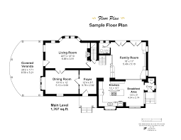 Simple Floor Plan by Floor Plan Examples Home Planning Ideas 2017
