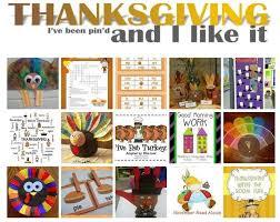 103 best kindergarten thanksgiving images on