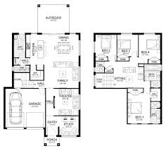 new home builders archer 29 double storey home designs
