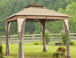 Grill Gazebos Home Depot by Pergola Scg Amazing 8 By 8 Gazebo 8 Ft 8 Ft Steel Frame Outdoor