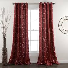 swirl window curtains lush décor www lushdecor com