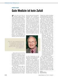 Urologe Bad Nauheim Albrecht Encke Gute Medizin Ist Kein Zufall