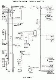 1998 chevy silverado tail lights 1998 chevy silverado tail light wiring diagram diagram chart gallery