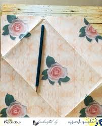 love letter envelopes tutorial papericious