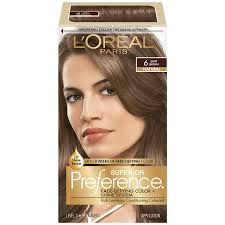 light brown hair buy l oreal preference hair color light brown online at low prices