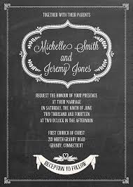 chalkboard wedding program template free printable wedding invitations to stylecaster