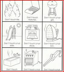 collections of safety worksheets for kindergarten wedding ideas