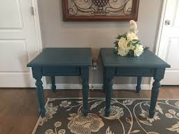 annie sloan aubusson blue the cindy project