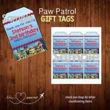 paw patrol birthday party candy wrappers party partiesbyg paw