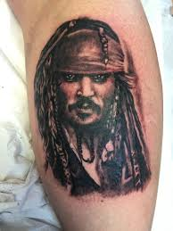 jack sparrow portrait by jay victoria road tattoo