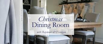 christmas dining room 2016 migonis home