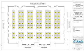 exhibit hall map florida environmental network sold out