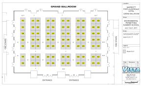 exhibit hall map u2013 florida environmental network