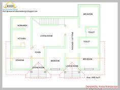 Kerala House Plans Single Floor Kerala House Plans Estimate Sq Ft Home Design Information