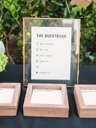 alternative guest book ideas you ll these creative guest book ideas