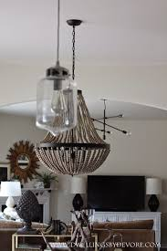 Big Iron Chandelier Dwellings By Devore Choosing Lighting For Open Floor Plans
