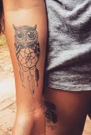 20 coolest owl tattoos ideas mybodiart