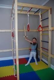Ana White Diy Basement Indoor Playground With Monkey Bars Diy by Indoor Playground Set For Kids Pegasus Available In Two Colors