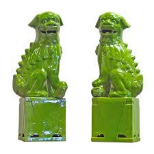 images of foo dogs the well appointed house luxuries for the home the well