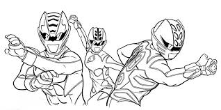 power rangers coloring pages 4 u2013 coloringpagehub