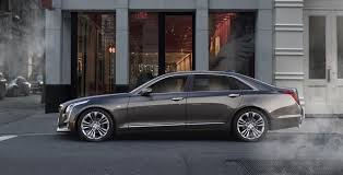 New Cadillac Elmiraj Price 2016 Cadillac Ct6 To Go On Sale In March For 53 495