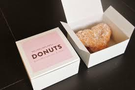 personalized donut boxes dozen donut favor boxes single donut box wedding favor custom