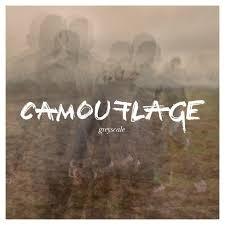 camo photo album camouflage greyscale album review cryptic rock