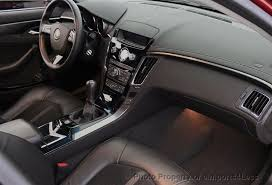 2009 cadillac cts manual 2009 used cadillac cts v v spec 6 speed manual transmission at