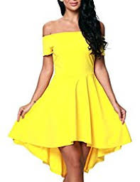 yellow dress yellows dresses clothing clothing shoes jewelry
