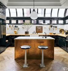 Kitchen Style Design 29 Celebrity Kitchens With Incredible Style Celebrity Kitchens