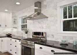 white cabinets with black countertops and backsplash black granite countertops styles tips infographic