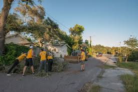 Flag Clearwater Hurricane Irma Cleanup At Clearwater U0027s Cherry Harris Park And