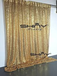 gold backdrop curtains glitter shower curtain uk awesome 4ft 6ft gold sequin