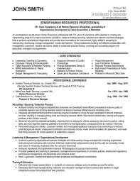 hr resume exles 2 click here to this senior hr professional resume template