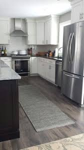 kitchen floor ideas with white cabinets popular of best laminate flooring for kitchen 1000 ideas about